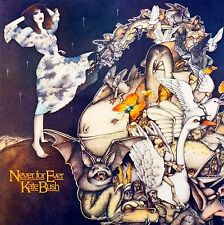 Kate Bush Never for Ever 1980 Album Cover Stretched Canvas Wall Art Poster Print