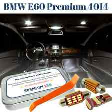 BMW E60 LED Interior Kit Premium Paclage 17 Bulbs 4014 SMD White Canbus