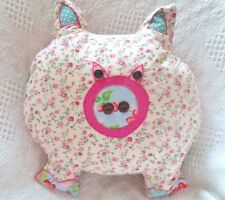 PIG Cushion Craft Kit Cath Kidston Fabric First Sewing Machine Project Beginner