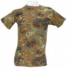 US T-Shirt BW Unterhemd halbarm flecktarn kurzarm NEU Größe S - 3XL