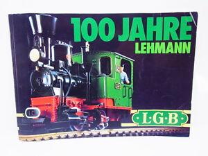 LOT 51458 | Katalog 100 Jahre Lehmann LGB Gesamtkatalog Modelleisenbahn Spur G