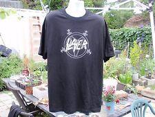 slayer old school white pentagram xxxl  t shirt  666 thrash slatanic wehrmacht