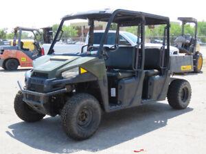 2017 Polaris Ranger Crew 570 EFI 4WD Industrial Equipment Cart -Parts/Repair
