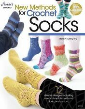 New Methods for Crochet Socks by Rohn Strong (2015, Paperback)