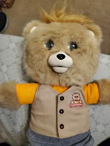 "2017 Teddy Ruxpin Approx 15"" Story Telling Animated BlueTooth Bear"