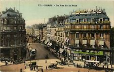 CPA PARIS 2e-La Rue de la Paix (322044)