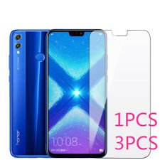 3X Tempered Glass Film Screen Protector For Huawei Mate 20 Honor 20 V20 Y5 Y6 Y7