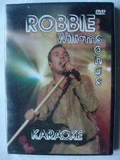 Robbie Williams - Karaoke - DVD - NEUF - VERSION FRANÇAISE