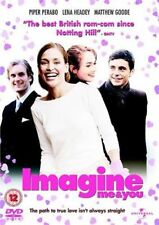 Imagine Me And You (Piper Perabo) New DVD R4