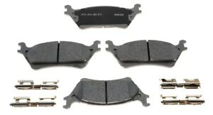 Rr Ceramic Brake Pads  ACDelco Advantage  14D1602CH