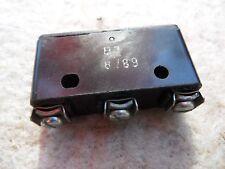 unbenutzter DDR Mikroschalter Schalter B3 24 Volt Sirokko Heizung