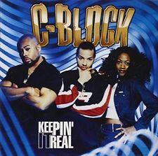C-Block Keepin' it real (1998) [CD]