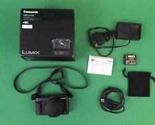 Panasonic LUMIX DMC-LX100 fotocamera digitale 12.8MP - consegna gratuita nero.