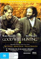 Good Will Hunting - Matt Damon, Robin Williams, Ben Affleck - DVD