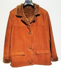 Giacca donna  in vera pelle shearling
