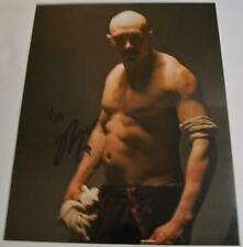 TOM HARDY as Charles BRONSON 2008 Film Autographed Signed Photograph AUTOGRAPH