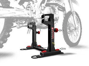 Risk Racing Lock n Load Junior Motocross Halterung Verladen Sicherung Abverkauf