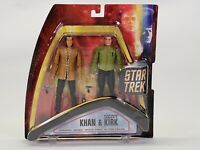 2007 Diamond Select Art Asylum Star Trek Original Khan & Kirk 2 Pack Figure Set