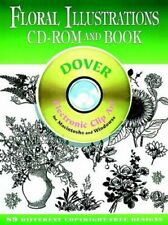 Floral Illustrations (Electronic clip art series)... by Dover Publications I Kit