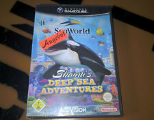 ## Originalverschweißt: Shamu´s Deep Sea Adventures f. Nintendo GameCube / NEW #
