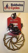 160mm Bike Disc Brake & Caliper Set For REAR Disc Brake