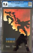 BATMAN THE DARK KNIGHT RETURNS #4 1ST PRINT CGC 9.6! WHITE PAGES! BVS!