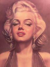 Vintage Print of Marilyn Monroe in a Halter Top, Printed in Japan Sexy