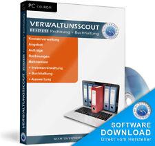 Rechnungssoftware,Rechnungsprogramm + Buchhaltung,FIBU,Jahresabschluss Firmen