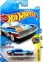 HOT WHEELS 2020 TREASURE HUNT '67 CAMARO
