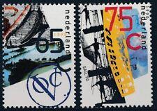 NVPH 1453 - 1454 (V.O.C.-SAIL AMSTERDAM) (Postfris-MNH)