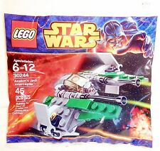 LEGO STAR WARS 30244 ANAKIN'S JEDI INTERCEPTER POLY BAG NEW SET SEALED