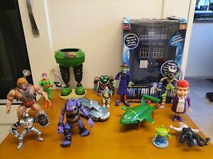 Vintage 80's/90's Toy Joblot
