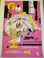 Gaslight Screen Print Poster Tomer Hanuka Mondo Limited Edition Rare x/60