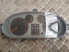 Renault Megane & Scenic clocks/instrument cluster 21658869,21670263-1