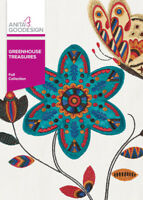Greenhouse Treasures Anita Goodesign Embroidery Design Machine CD