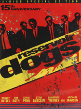 New listing Reservoir Dogs (Dvd, 2-Disc Special Edition, Ws, 15 Year Anniv.) Free Shipping!