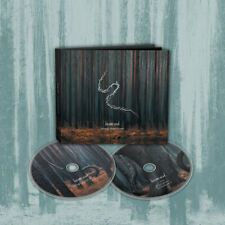 LUNATIC SOUL - Through Shaded Woods 2CD MEDIABOOK preorder
