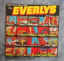 LP - The Everly Brothers, Walk Right Back With The Everlys (20 Golden Hits)