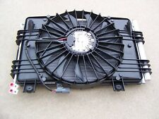 15-2019 Tesla Model X OEM Front Battery Cooling Fan Condenser Assembly