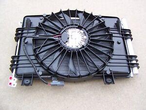 15-2019 Tesla Model X OEM Front Battery Cooling Fan Condenser Assembly