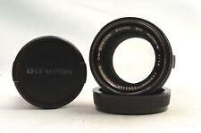 @ Ship in 24 Hours! @ Discount! @ Olympus OM Zuiko MC Auto-S 50mm f1.4 Lens
