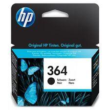 Photosmart PREMIUM C309 C310A C410B Genuine HP 364 Black Ink Cartridge (CB316EE)