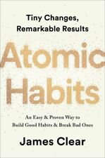 Atomic Habits : An Easy & Proven Way to Build Good By James Clear (Paperback)