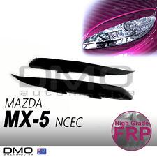 Mazda MX-5 Miata NC MK2 08-14 OKAMI Aero Headlight Lid eyebrow FRP