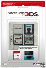 BOITIER HORI POUR 24 JEU 3DS/ 3DS XL /DS LITE / DSi /2DS OFFICIEL NINTENDO NEUF