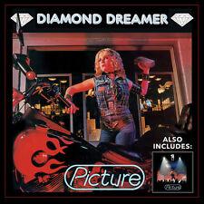 PICTURE - Diamond Dreamer + Picture 1 (NEW*HEAVY METAL CLASSICS*PRIEST*SAXON)