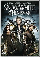 Snow White And The Huntsman (DVD, 2012) Sealed