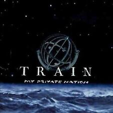 My Private Nation by Train (CD, Jul-2003, Sony Music Distribution (USA))