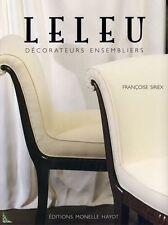 LELEU Decorators, Ensemblers, Creators, French book