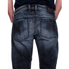 Zathan 885K Boot Cut Diesel Jeans Men Blue Size 28/32